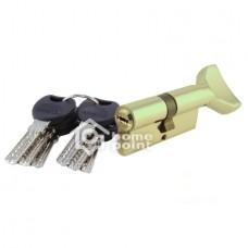 Цилиндр дверной APECS 4KC-M75(40/35)Z-C01-G
