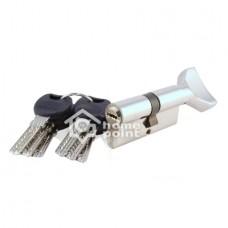 Цилиндр дверной APECS 4KC-M100-Z-C01-CR