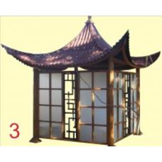 Беседка китайская