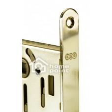 Межкомнатный механизм AGB Centro под сувальный ключ латунь