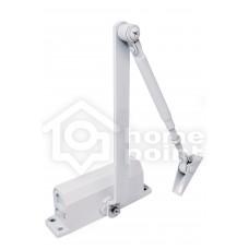 Доводчик дверной KEDR А051 (25-50кг) белый