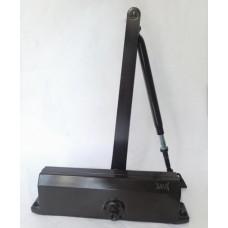 Дверной доводчик Kale Kilit KD002/50-403 с рычажной тягой коричневый