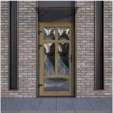 Двери пластиковые 11