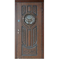 Двери с полимерными накладками 7