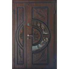 Двери с полимерными накладками 12