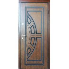 Двери с полимерными накладками 13