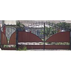 Ворота комплект 17