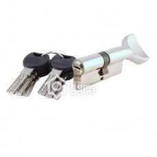 Цилиндр дверной APECS 4KC-M80(35/45)Z-C01-CR