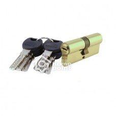 Цилиндр дверной APECS 4KC-M80(45/35)Z-G