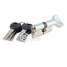 Цилиндр дверной APECS 4KC-M80-Z-C01-CR