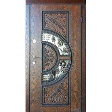 Двери с полимерными накладками 4