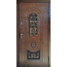 Двери с полимерными накладками 8