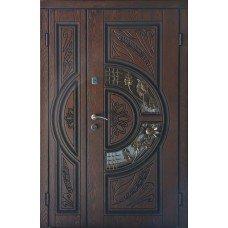 Двери с полимерными накладками 11