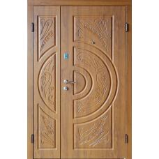 Двери с полимерными накладками 14