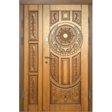 Двери с полимерными накладками 15