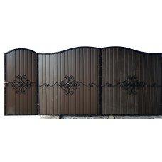 Ворота комплект 12