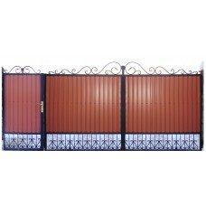 Ворота комплект 19
